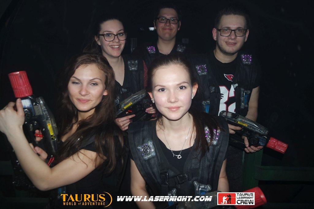 Lasernight Samstag 26.03.2016