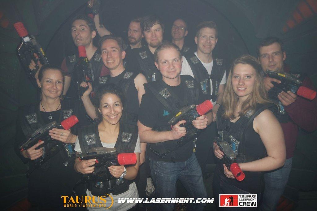 Lasernight Freitag 08.04.2016